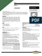 DATA_SHEET-Concrete Bonding Adhesive 9902