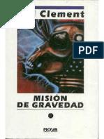 Clement, Hal - Mision De Gravedad.pdf