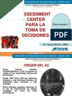 Assessment Center y Toma de Decisiones - Arturo Muñoz