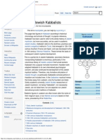 List of Jewish Kabbalists - Wikipedia