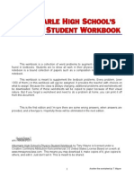 Physics Student Workbook