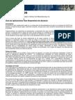 Aluminum Application Guid Line Spanish