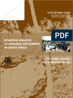 Durban Situation Analysis
