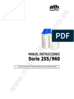 MANUAL 255-960 V