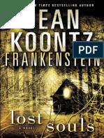4 - Frankenstein - Dean Koontz