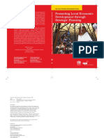 Promoting Local Economic Development through Strategic Planning - Local Economic Development (LED) series