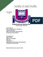 Term Paper-HRM Final