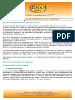 La responsabilité du dirigeant d'une association .pdf