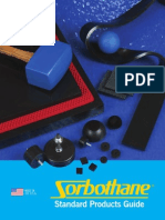 Sorbothane Standard Product Guide