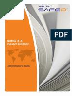 SafeQ Crisis-Instant 3.5.2 Admin Guide en