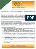 Quels sont les cotisations liés à l'emploi ? .pdf