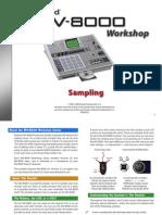 MV-8000 Workshop Series 03 Sampling (PDF)