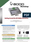 MV-8000 Workshop Series 10 Getting Around the MV-8000's Hard Drive (PDF)