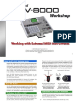 MV-8000 Workshop Series 11 Working With External MIDI Instruments (PDF)