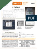 Mv 8000 v3 5 Brochure