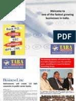 Tara Institute - Business Proposal
