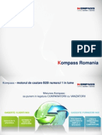 Prezentare Kompass Romania