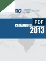 IESRC - Catalogo de Cursos 2013