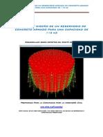 Analisis y Diseño de un Reservorio de Cº Aº de CAP 115 m3