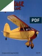 Vintage Airplane - Oct 1995