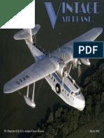 Vintage Airplane - Mar 1995