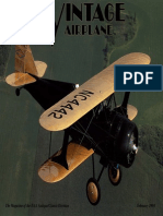 Vintage Airplane - Feb 1995