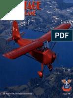 Vintage Airplane - Aug 1996