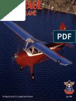 Vintage Airplane - Jul 1996