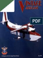Vintage Airplane - May 1996