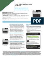 HP LaserJet Enterprise 700 M712 Printer Series