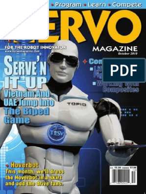 Servo 10 2011 Printed Circuit Board Conducting