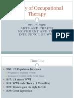 History of OT