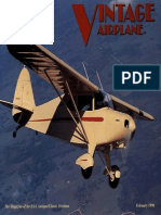 Vintage Airplane - Feb 1996