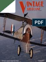 Vintage Airplane - Sep 1997