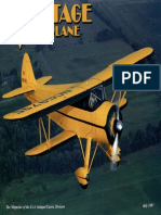 Vintage Airplane - Jul 1997