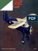 Vintage Airplane - Jun 1997