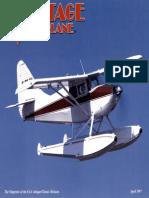 Vintage Airplane - Apr 1997