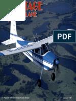 Vintage Airplane - Feb 1997