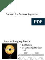 Dataset for Camera Algorithm