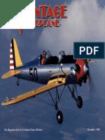 Vintage Airplane - Dec 1998