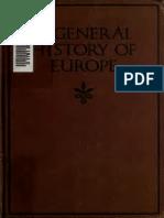 MB General Historyt