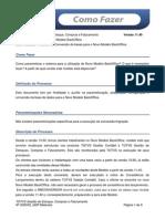 Como Fazer - 11.40 Conversão Para Novo Modelo de BackOffice