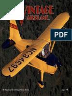 Vintage Airplane - Aug 1998