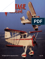 Vintage Airplane - Jun 1998