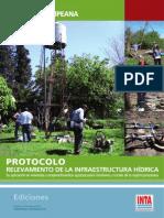 PROTOCOLO Relevamiento Infraestructura Hidrica IPAF Pampeana INTA