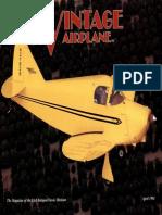 Vintage Airplane - Apr 1998