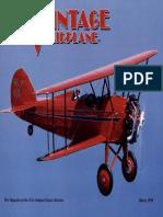 Vintage Airplane - Mar 1998