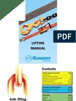 Gunnebo+Lifting+Manual