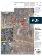 Damage Assessment in Northeastern Gaza Strip - Occupied Palestinian Territory