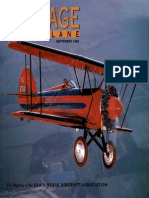 Vintage Airplane - Sep 1999